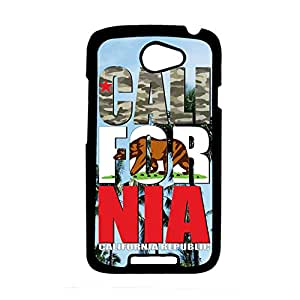 Generic For Ones Htc Design With Cali For Nia Love Back Phone Cover For Teens Choose Design 5