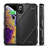 EasyAcc iPhone Xs/X Battery Charger Case Qi