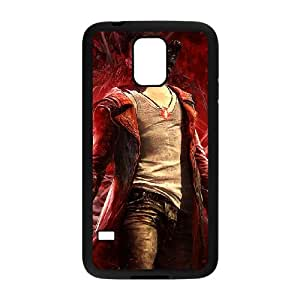 DmC Devil May Cry Samsung Galaxy S5 Cell Phone Case Black Tribute gift PXR006-7641735
