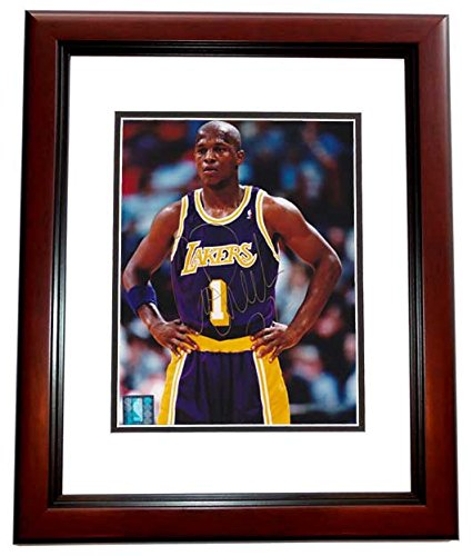 96c3c1c3319d Anthony Peeler Signed - Autographed Los Angeles Lakers 8x10 inch ...