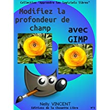 Modifiez la profondeur de champ avec GIMP (French Edition)