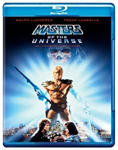 Masters of the Universe (25th Anniversary) [Blu-ray] by Warner Home Video by Gary Goddard