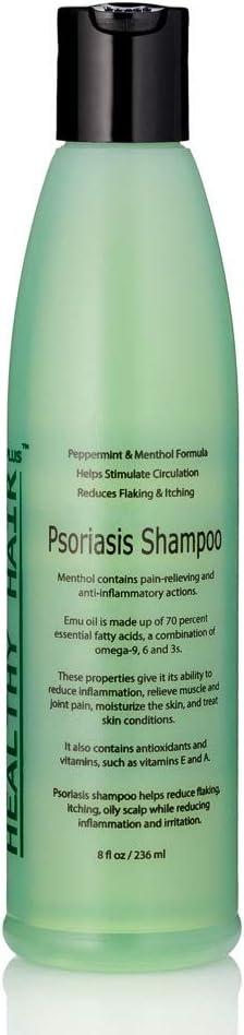 Psoriasis Shampoo - Targets Psoriasis, Eczema and Dermatitis