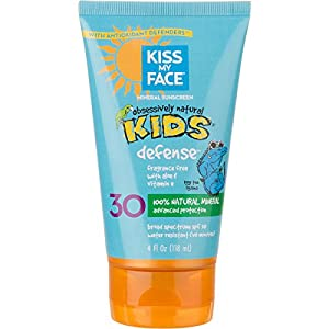 Kiss My Face Defense Mineral SPF 30 - Kids'