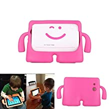 Samsung Tab E 9.6 Case,Y&M(TM) Shockproof Light Weight Super Durable Protection Cover Handle Stand Case for Kids Children for Samsung Galaxy Tab E / Tab E Nook 9.6 Inch 2015 Tablet (SM-T560, SM-T560NU)