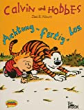 Calvin und Hobbes, Bd.8, Achtung, fertig, los