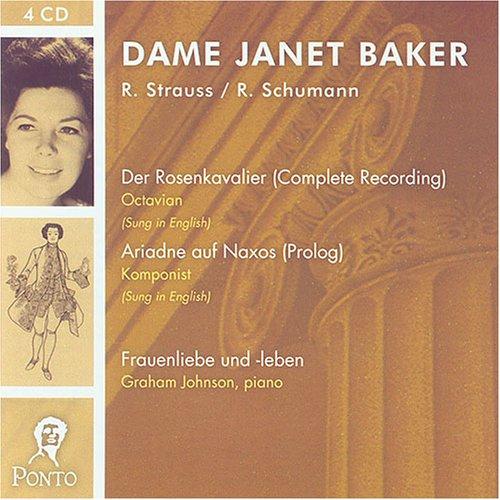 Strauss: Der Rosenkavalier; Ariadne auf Naxos - Prologue / Schumann: Frauenliebe und -leben