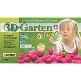 3D-Garten 7.0 Deluxe, 1 DVD-ROM Der digitale Gartenarchitekt. Für Windows 98 (SE), Me, 2000, XP