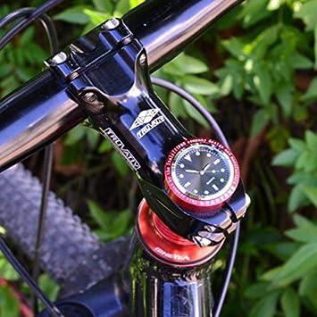 F-view MTB - Reloj de Manillar para Bicicleta: Amazon.es: Deportes y aire libre