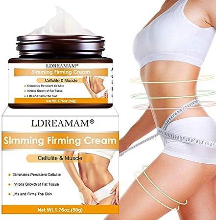 Crema anticelulítica: Reduce la celulitis en las caderas, muslos, glúteos y abdomen. Relajación prof