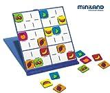 Miniland Sudoku Fruit Puzzle by Miniland