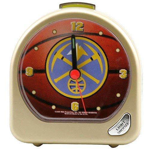Denver Nuggets Alarm Clock, Nuggets Alarm Clock, Nuggets