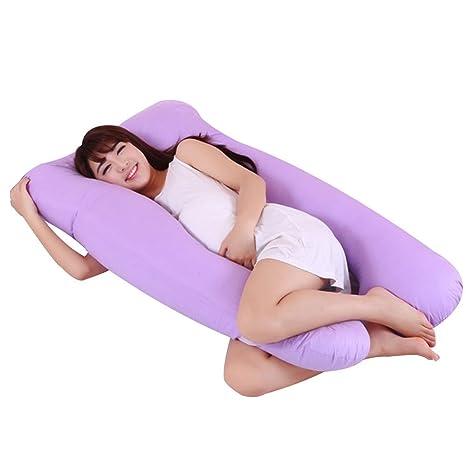 biubiuboom embarazadas almohada corporal en forma de U ...