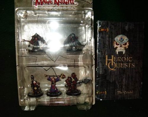 Mage Knight Dungeons Heroic Quests Game - Mage Knight Dungeons