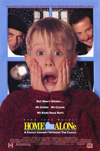 Home Alone Poster Movie 11x17 Macaulay Culkin Catherine O'Ha