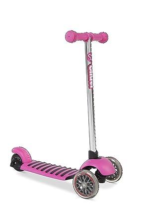 y de Volution Niños Scooter y Glider Deluxe, Color Rosa ...
