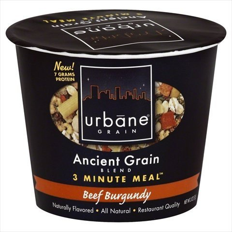 Urbane Grain 2 oz. Beef Burgundy, Case Of 6 by Urbane Grain