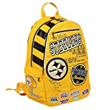 FOCO Pittsburgh Steelers Historic Art Backpack - Version 2