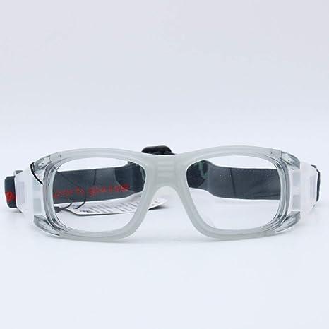 Yangjing-hl Gafas de Montar Gafas de Baloncesto Montura ...