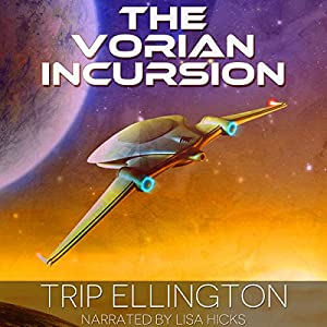 The Vorian Incursion Audiobook