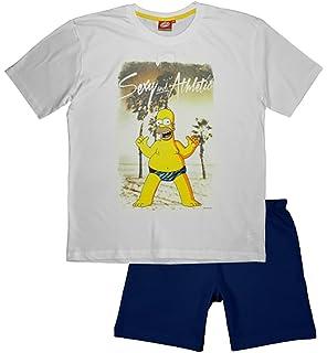 The Simpsons Pijama - para Hombre