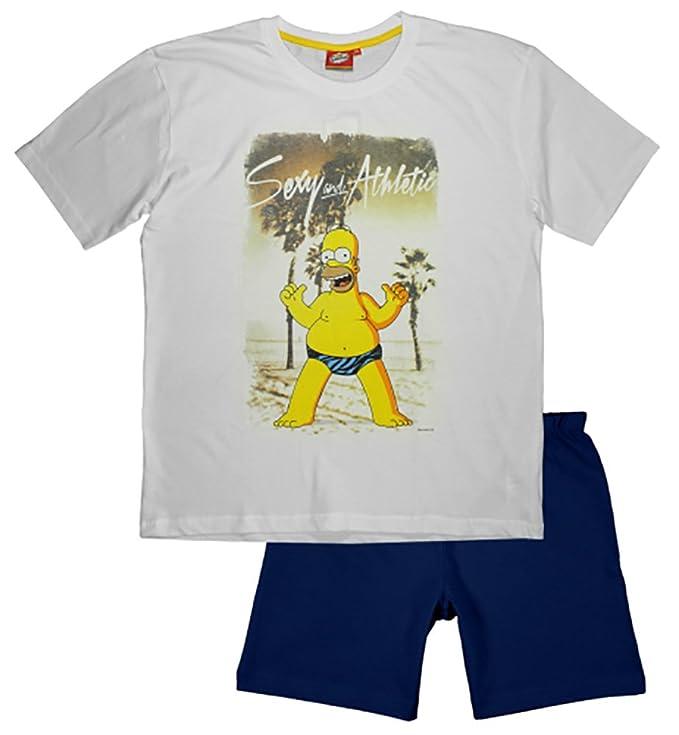 7fa428ad17 Pijamas hombre homer simpson