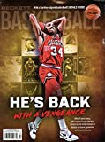 Beckett Basketball Monthly Price Guide Card Magazine Sept 2018 Charles Barkley Back with a Vengeance