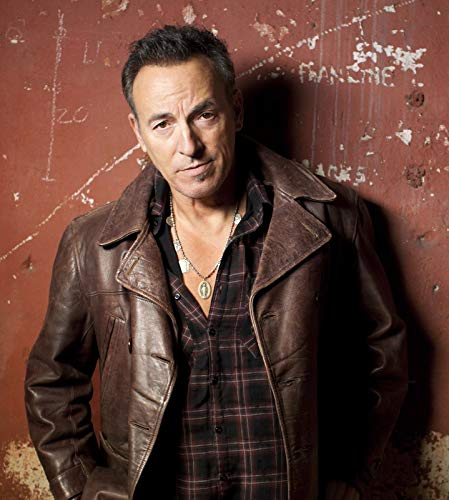 photo Bruce Springsteen 8 x 10 Glossy Picture Image #3