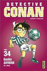 Détective Conan, tome 34 par Gôshô Aoyama