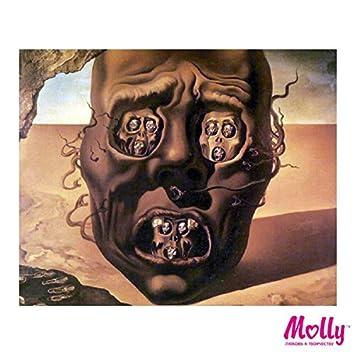 Salvador Dali Le Visage De La Guerre Peinture Par Nombres Par