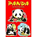 Panda Stickers (Dover Stickers)