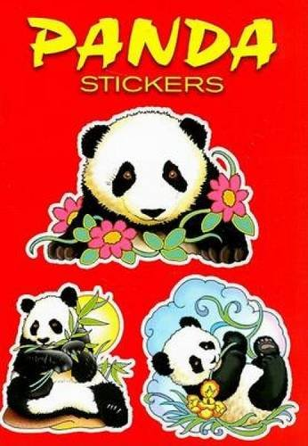 Panda Stickers (Dover Stickers) - Panda Cubs