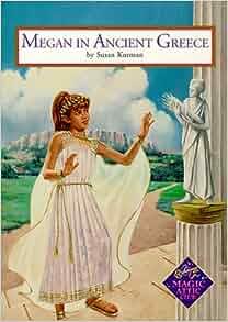 Megan In Ancient Greece Pb Magic Attic Club Susan