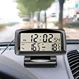 Digital Car Clock Thermometer Car Dashboard Clock
