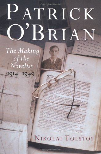 Download Patrick O'Brian: The Making of the Novelist, 1914-1949 ebook