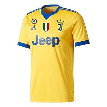 c3fe95b17 Juventus Away Jersey 2017   2018 + Scudetto   Copa Italia Patch - XS ...
