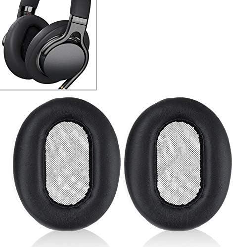 プロフェッショナルヘッドフォンイヤーパッド カードバックル付きスポンジヘッドフォン保護ケース、ソニー(1ペア)について