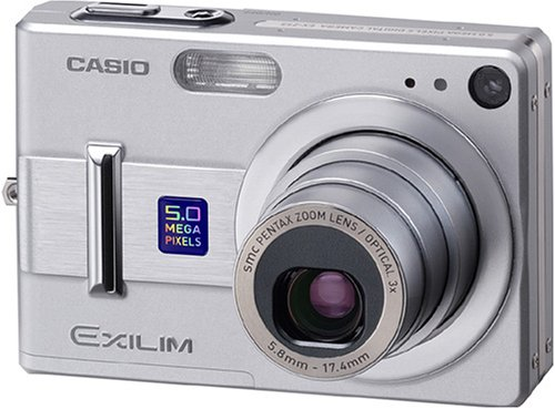 CASIO EXILIM ZOOM EX-Z55 デジタルカメラの商品画像