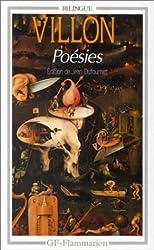 Poesies (Garnier-Flammarion)