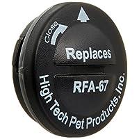 Batería de reemplazo para mascotas de alta tecnología para Petsafe Modelo RFA-67-6 Pack