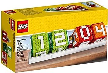 LEGO Iconic Brick Calendar 40172
