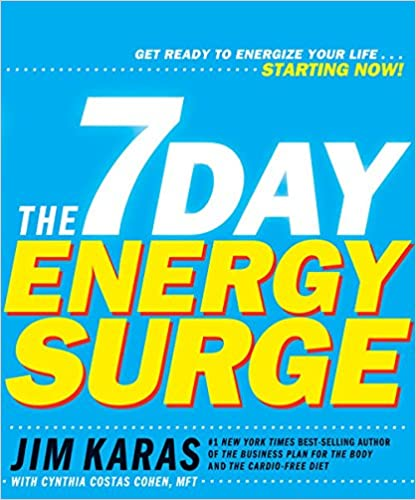 The 7-Day Energy Surge:Get Ready to Energize Your