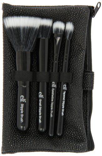 e.l.f. Studio Stipple Brush Travel Set