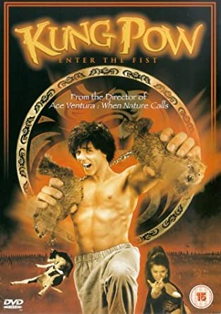Kung pow enter the fist full