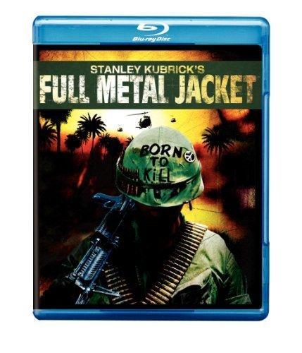 Full Metal Jacket [Blu-ray] by Warner Home Video by Stanley Kubrick ()