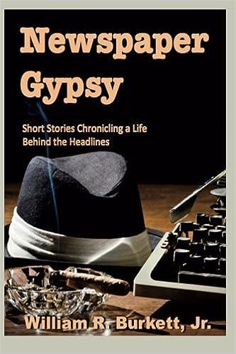 Newspaper Gypsy (A Writers Journey Book 3)