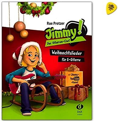 Jimmy. La Guitarra De Chef – 24 mejores canciones de Navidad ...