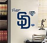 MLB San Diego Padres Fathead Logo Decal