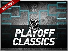 NHL Playoff Classics Volume 1