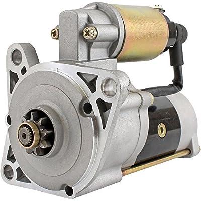 DB Electrical SMT0359 Starter For Mazda Mitsubishi M2T54271, M2T54272 /4857-18-400: Automotive